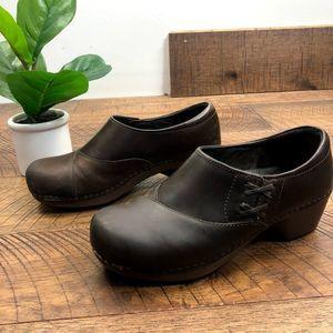DANSKO Stacie Oiled Leather Professional Clog